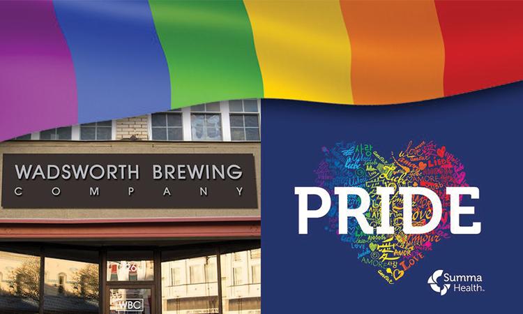 Wadsworth Brewing Company - Summa Health Pride
