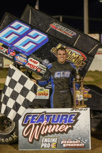 @HordRaceWatchers Ohio Sprint Speedweek Night #2 Recap, Fremont