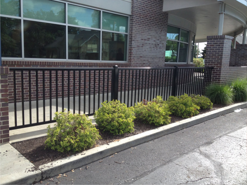 Commercial Fencing In Northeast Ohio Ohio Fence Company