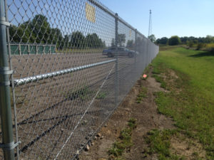 Commercial fencing-security-chain-link1