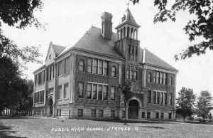 Public High School in Stryker Ohio