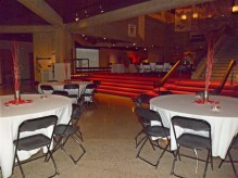 Red Carpet Area Reception