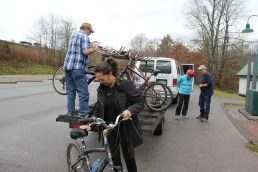 Virginia Creeper Trail Bike Ride