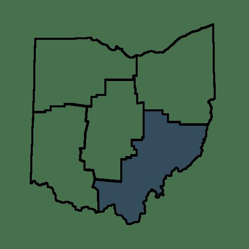Zane State College Ohio Tech: Map Of Zane State College At Usa Maps