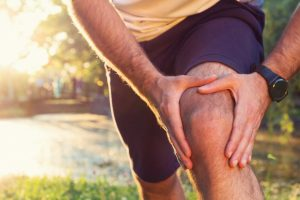 stop knee pain