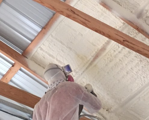 Ohio Valley Spray Foam - Pole Barn Insulation
