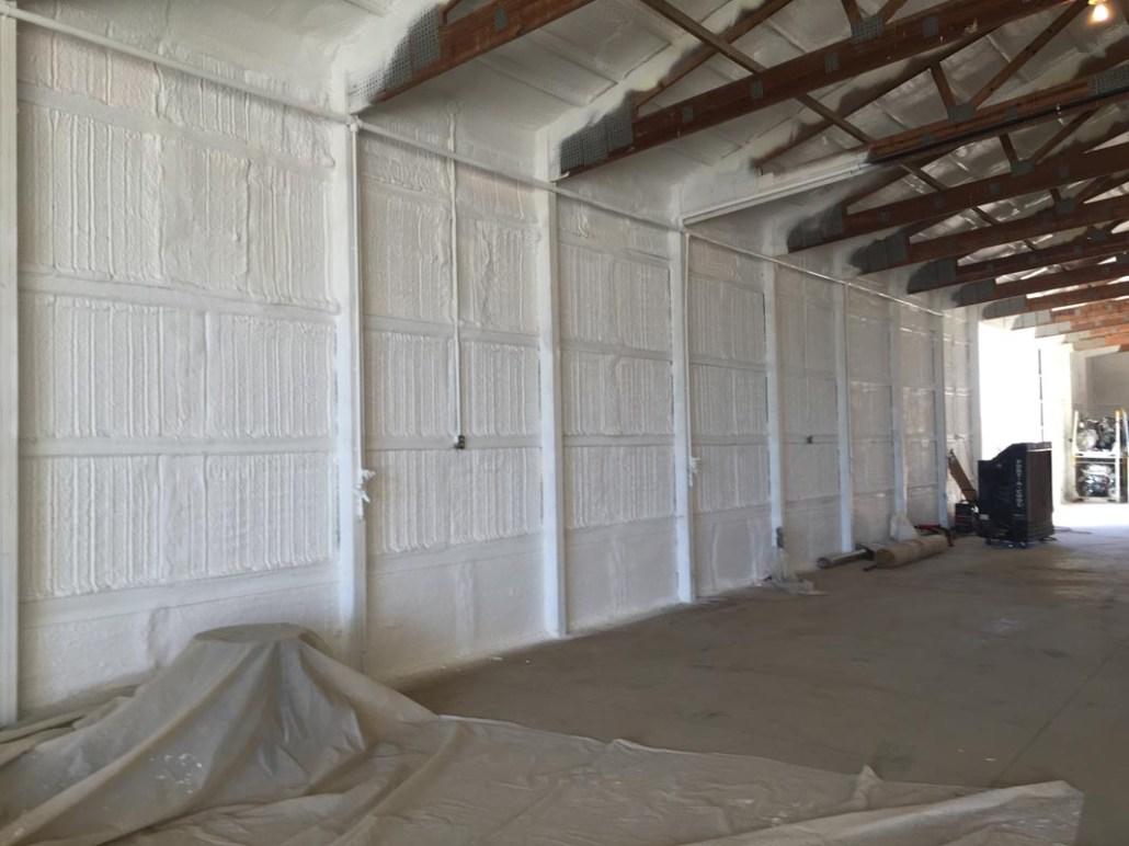 Ohio Valley Spray Foam - Spray Foam Pole Barn / Commercial