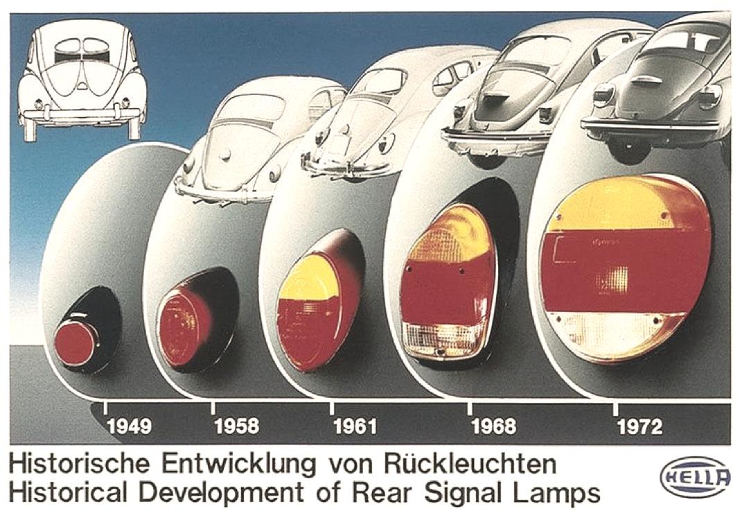Vw Volkswagen Logo Lights