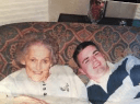 J.D. Vance and his Mamaw, Bonnie Vance