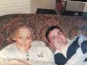 J.D. Vance and his Mamaw, Bonnie Vance