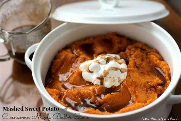 Sweet Potatoe Recipes For Thanksgiving