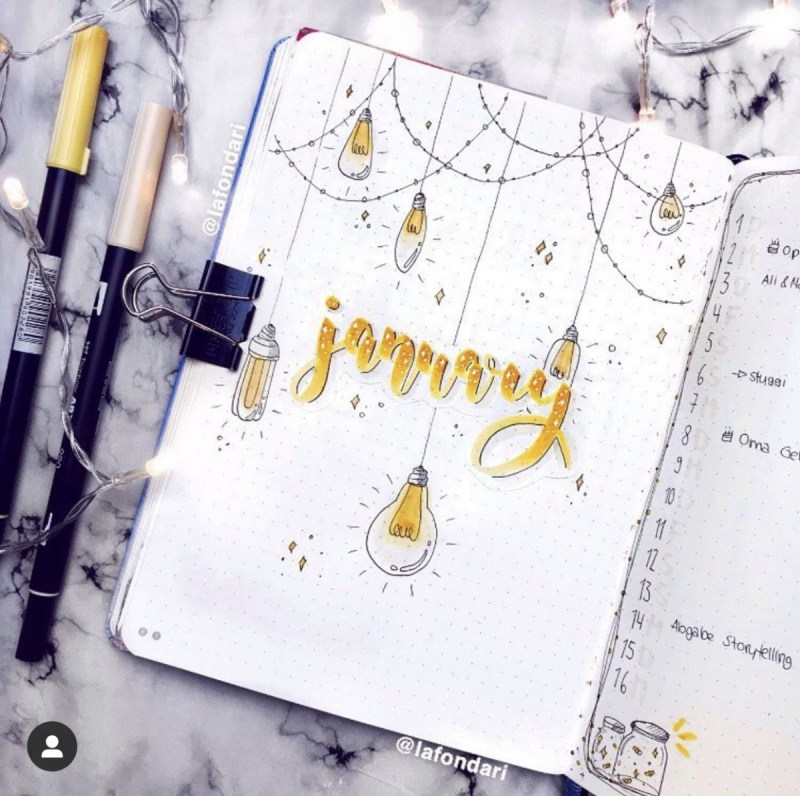 january COVER