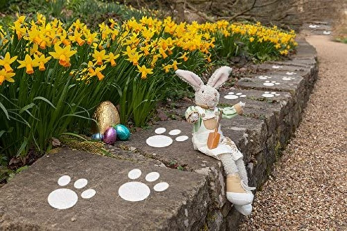 Easter Bunny feet