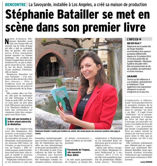 Le dauphine OhlalaLand Stephanie Batailler