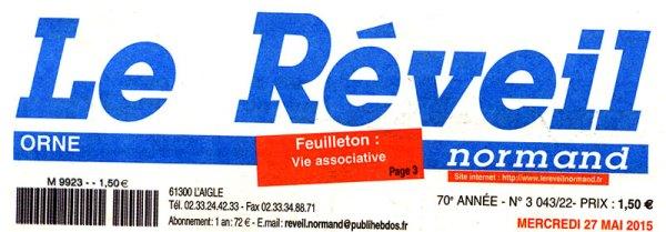 Le Reveil Normand logo