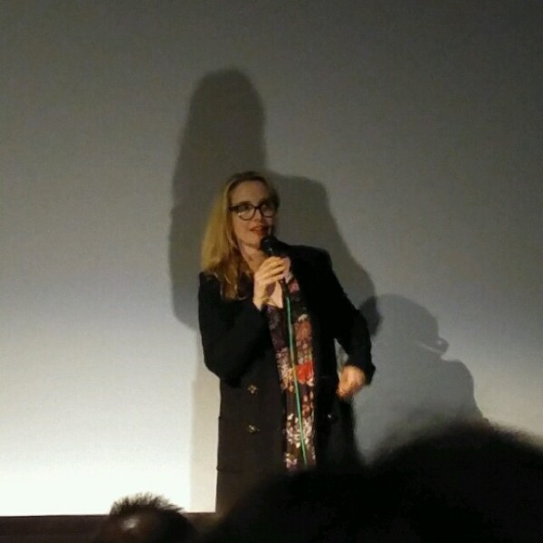 Julie Delpy_Lolo_screening_greeting