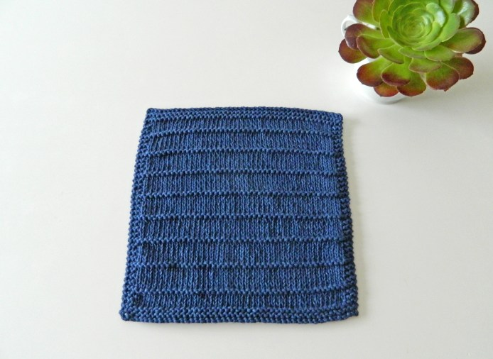 BREATHE extra block knitting pattern