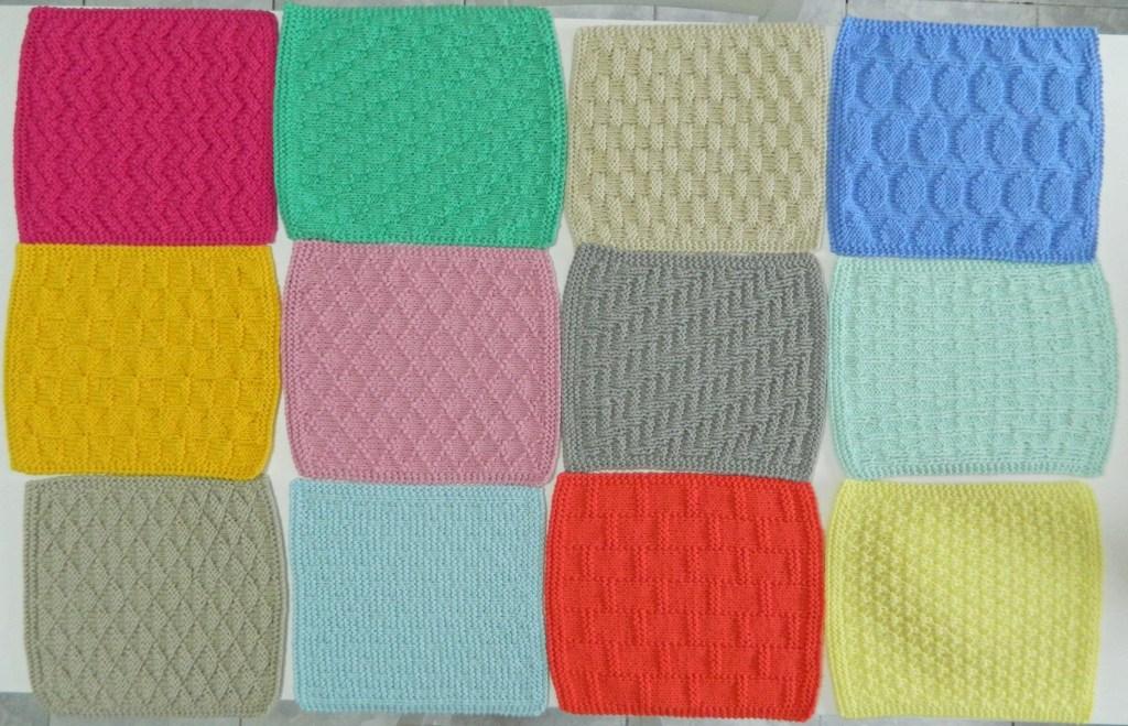 12 block for Xmas blanket assemble ohlalana
