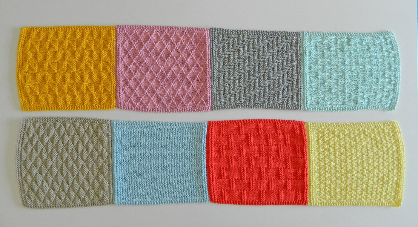 knitting blanket assembly ohlalana