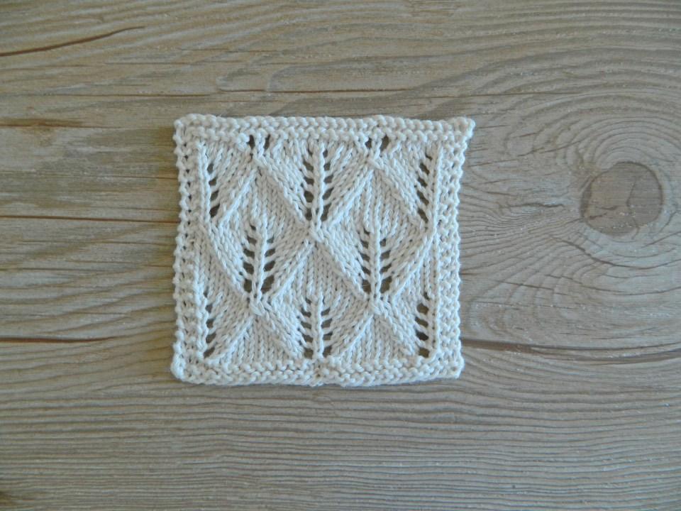 blocking knitting