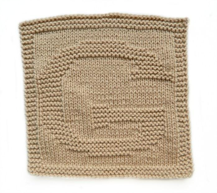 G dishcloth pattern alphabet dishcloth knitting pattern ohlalana