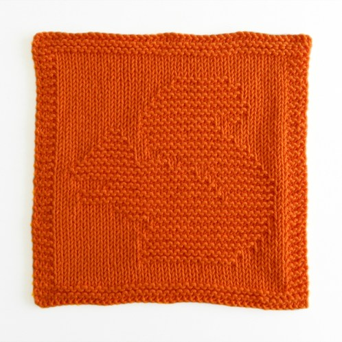 SQUIRREL dishcloth, SQUIRREL pattern, BEGINNER BLANKET MKAL 2020, SQUIRREL dishcloth pattern, SQUIRREL knitting pattern, OhLaLana dishcloth free pattern