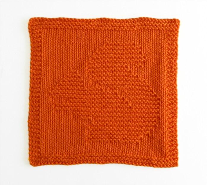 SQUIRREL dishcloth, SQUIRREL pattern, BEGINNER BLANKET MKAL 2020, SQUIRREL dishcloth pattern, SQUIRREL knitting pattern, OhLaLana dishcloth free pattern