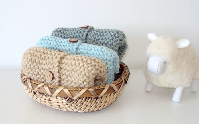 Easy vest knitting pattern, TRAFUL vest pattern, baby vest free pattern, ohlalana