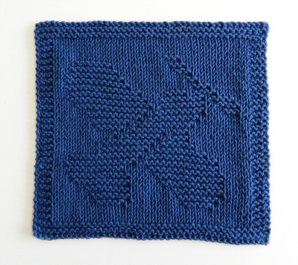 AIRPLANE dishcloth, AIRPLANE pattern, BEGINNER BLANKET MKAL 2020, AIRPLANE dishcloth pattern, AIRPLANE knitting pattern, OhLaLana dishcloth free pattern