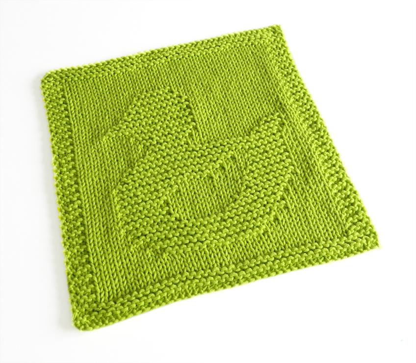 DUCK dishcloth, DUCK pattern, BEGINNER BLANKET MKAL 2020, DUCK dishcloth pattern, DUCK knitting pattern, OhLaLana dishcloth free pattern