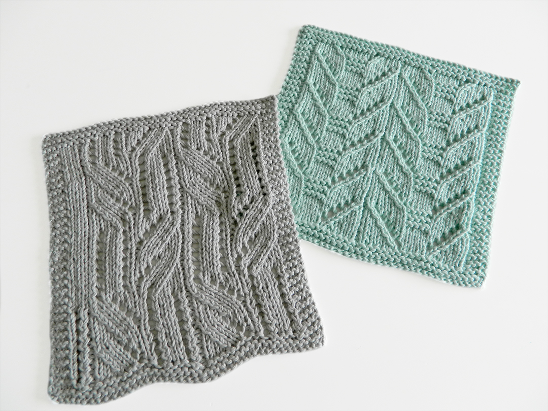 LACE BLOCKS PATTERNS. Adaptations of Lace Patterns N°3 and N°12 to 52 Square Pickup sizes, ohalalana, lace 52 square pickup