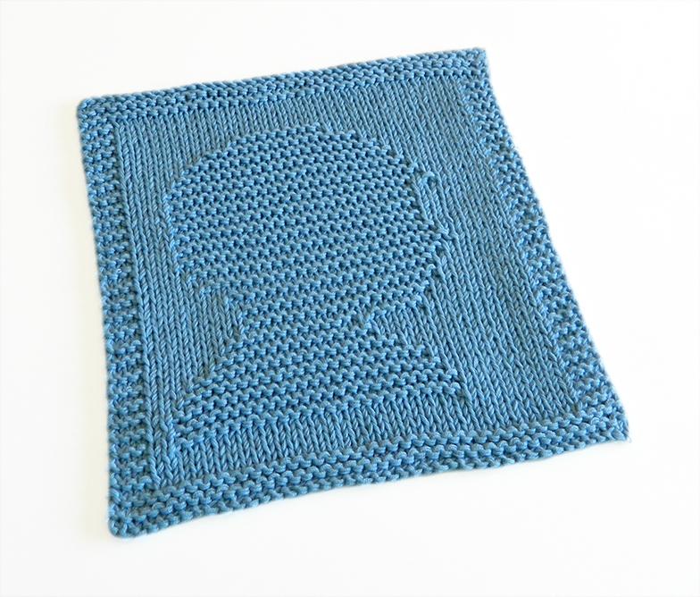 BOY HEAD dishcloth, BOY HEAD pattern, BOY SILHOUETTE dishcloth pattern, KID HEAD knitting pattern, OhLaLana dishcloth free pattern