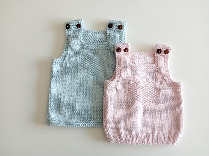 FREE Baby Vest Pattern