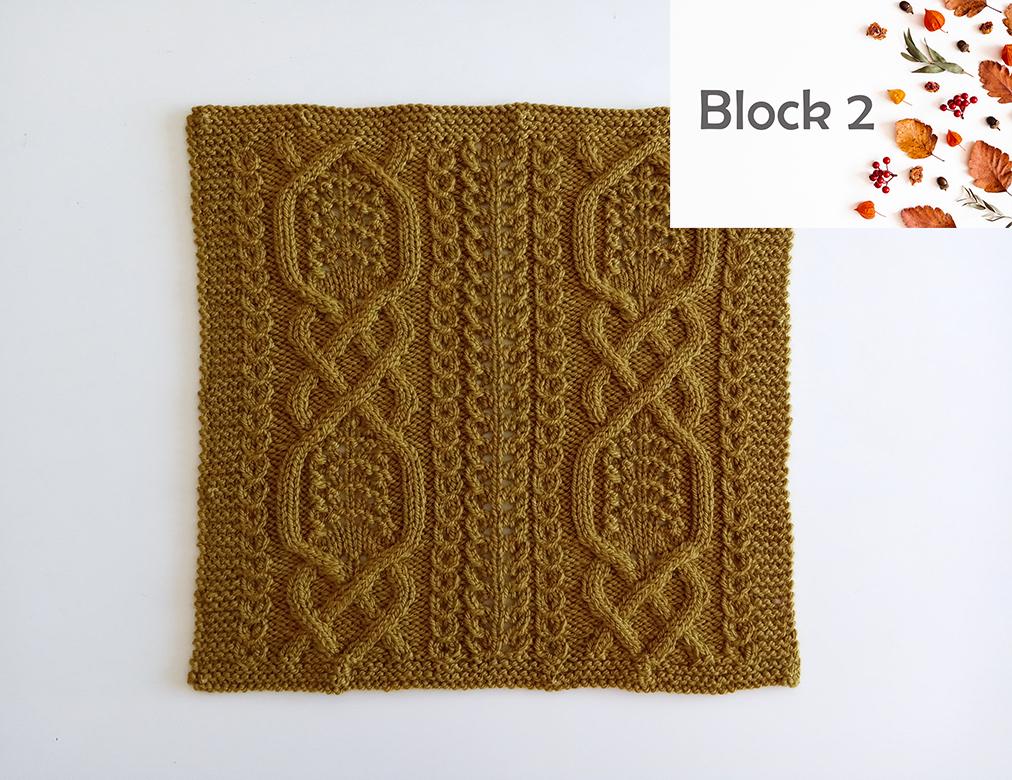 BLOCK 2 of Blanket MKAL 2021