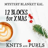 free knitting pattern blanket KAL