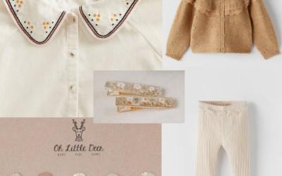 [ Styling ] De 3 leukste Zara outfits, gecombineerd met Oh Little Deer haaraccessoires