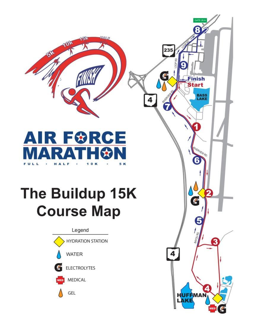 USAF Build Up 15K