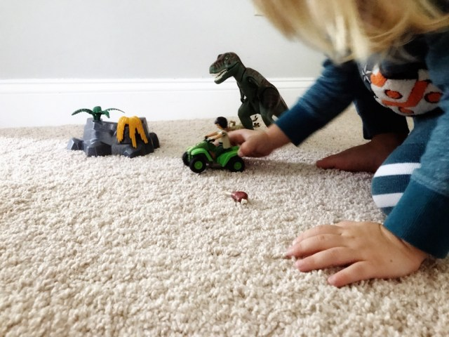 How to Encourage Imaginative Play With Your Children | Oh Lovely Day