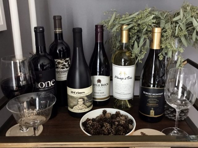 Tips for stocking your bar for the holidays