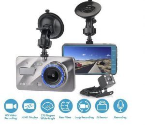 Car Camcorder Fhd 1080p G11 2.5D Glass HD