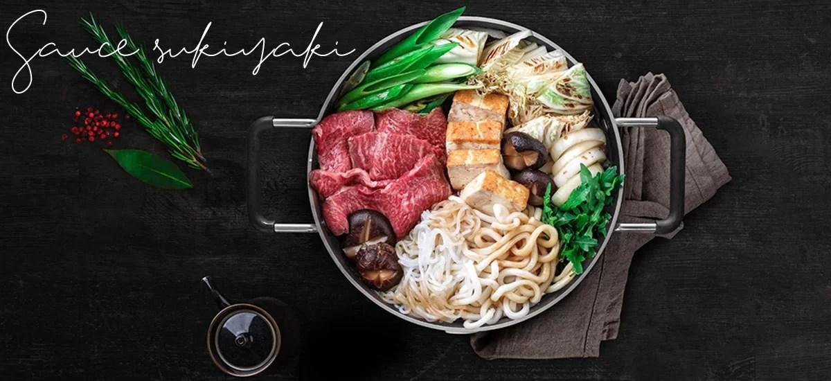 Sauce Warishita pour Sukiyaki, la délicieuse fondue japonaise !
