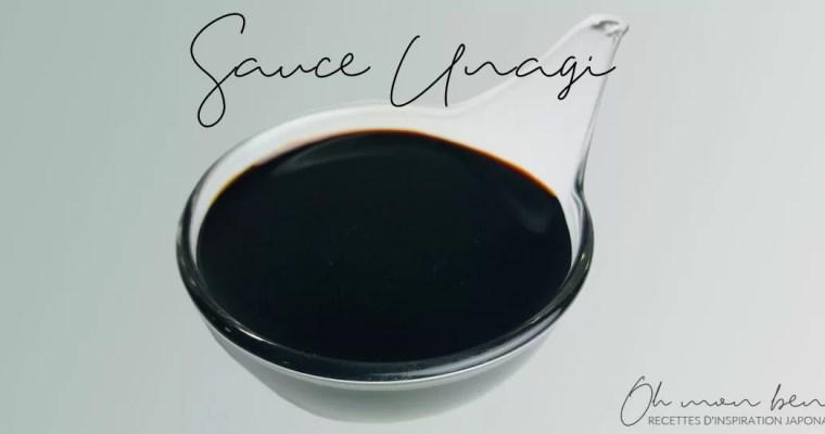 Sauce Unagi pour grillades