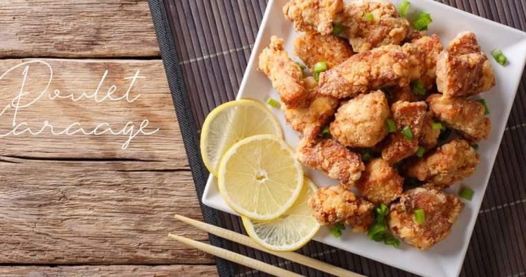 Karaage, le poulet frit à la japonaise
