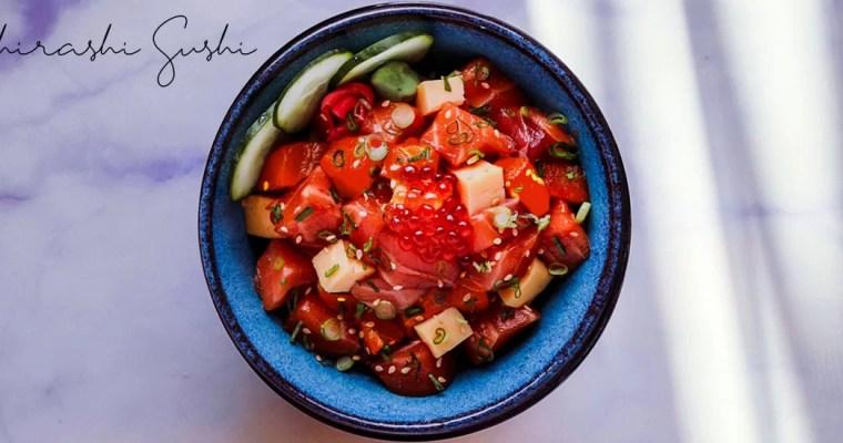 Recette de Chirashi Sushi