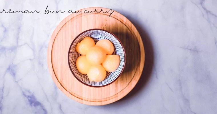 Karēman, la brioche vapeur au curry japonais