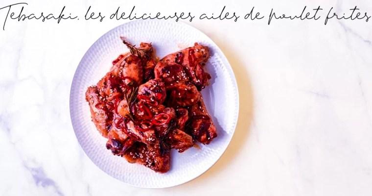 Tebasaki karaage, les délicieuses ailes de poulet frites