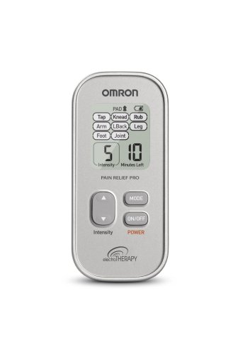 Omron Electro-Therapy Pro Review and Giveaway!