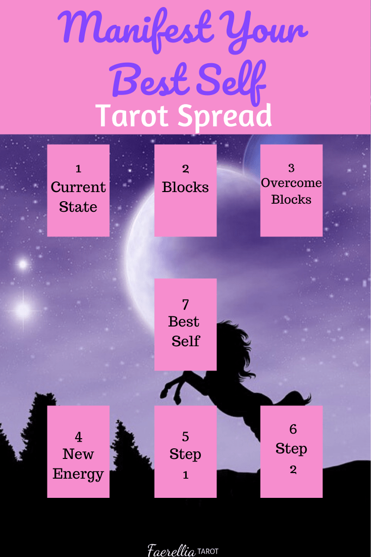 How to Manifest Your Best Self: A Tarot Spread