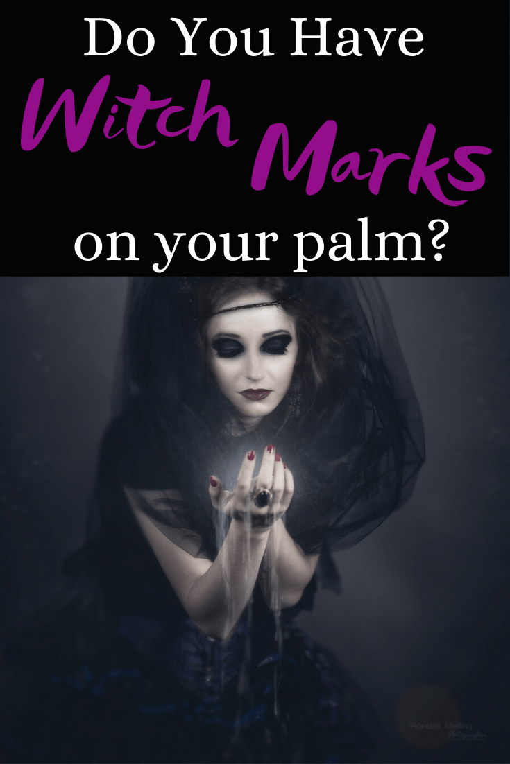 How to Know if You\'re a Witch with Palmistry