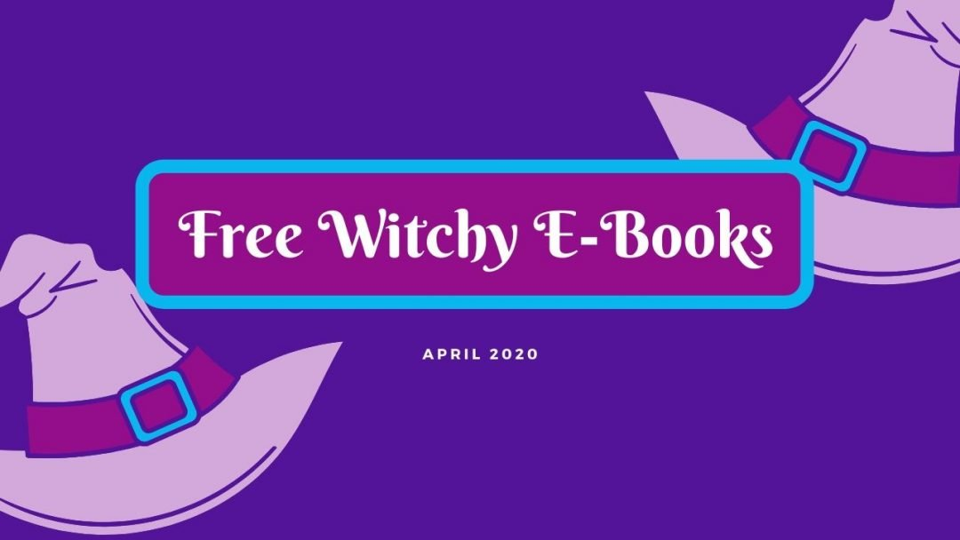 Free witchy e-books April 2020